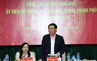 Phó Thủ tướng quán triệt Bộ Y tế không ban hành thủ tục hành chính không cần thiết