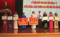"""Ngành giáo dục quận Hoàn Kiếm: Tri ân ngày 20/11, những chiến công trong công cuộc """"trồng người"""""""