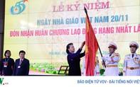 Chủ tịch Quốc hội dự Lễ kỷ niệm 55 năm thành lập Học viện Tài chính