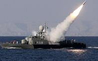 """Quyền lực trên biển: Sức mạnh Hải quân Iran """"vượt bão"""""""