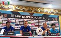 """HLV của ĐT Myanmar: """"Đội tuyển Việt Nam đẳng cấp cao hơn các đối thủ trước"""""""