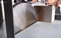 Kỹ sư Đồng Nai sáng chế ra máy cắt gạch bê tông siêu nhẹ