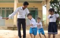 Thầy giáo Đinh Văn Lênh - Điểm tựa yêu thương