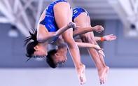 Đại hội Thể thao toàn quốc 2018: 3 HCV đầu tiên ở môn Nhảy cầu