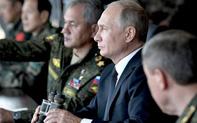 """Tổng thống Putin ra """"tối hậu thư"""" về nguy cơ INF sụp đổ"""
