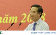 Ông Võ Văn Thưởng kiểm tra công tác phòng, chống tham nhũng tại VTV