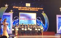 PTI - Doanh nghiệp bảo hiểm duy nhất được vinh danh tại giải thưởng công nghệ số 2018