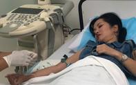 Sau khi chồng cũ tiết lộ chuyện ly hôn, Hồng Nhung bất ngờ nhập viện