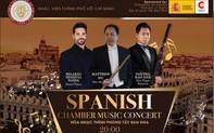 Chương trình Hòa nhạc thính phòng Tây Ban Nha tại Thành phố Hồ Chí Minh