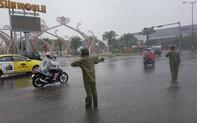 Học sinh quận trung tâm Đà Nẵng tiếp tục nghỉ học vì thời tiết