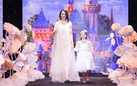 200 mẫu nhí tham dự Tuần lễ Liên hoan Thời trang thiếu nhi Hà Nội 2018
