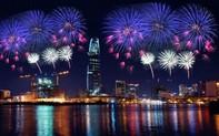 TPHCM xin tổ chức bắn pháo hoa dịp Tết Dương lịch 2019