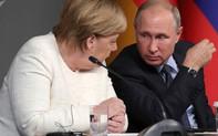 """Nga, Đức tìm cách """"tháo nút"""" va chạm eo biển Kerch và xung đột Syria"""