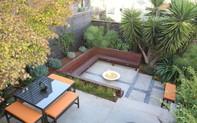 Chiêm ngưỡng những thiết kế vườn trên sân thượng đẹp mát mắt
