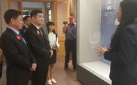 Giới thiệu gần 80 hình ảnh, tư liệu ghi lại những dấu chân của Chủ tịch Hồ Chí Minh ở Trung Quốc