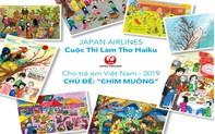 Japan Airlines tổ chức cuộc thi làm thơ Haiku dành cho trẻ em Việt Nam dưới 15 tuổi