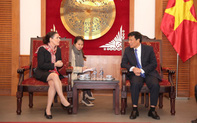 Giao lưu, hợp tác bóng đá sẽ là kênh quảng bá hình ảnh hai nước Việt Nam và Uruguay đem lại hiệu quả