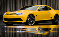 Nhìn lại bộ sưu tập xe hơi từ đơn giản tới siêu sang mà Bumblebee đã hóa thân