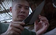 """Công Lý bức xúc khi hình ảnh vai diễn Lâm """"đồ tể"""" bị mang ra quảng cáo bán dao"""