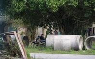Trèo lên sửa máy trộn bê tông, một công nhân không may bị cuốn vào máy tử vong