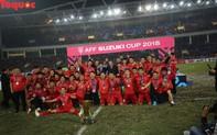 [Infographics]: Hành trình đến ngôi vương của AFF Cup 2018 của đội tuyển Việt Nam