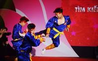 """Màn võ thuật """"Hào khí Việt Nam"""" giành giải nhất cuộc thi Tìm kiếm tài năng sinh viên"""