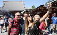 Nhật Bản sẽ đón hơn 30 triệu lượt du khách trong năm 2018