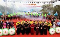 Quảng Ninh: Tưng bừng khai mạc Hội hoa Sở Bình Liêu 2018