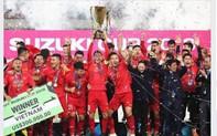 Các tuyển thủ Việt Nam chia sẻ gì trong ngày vô địch AFF Cup 2018?