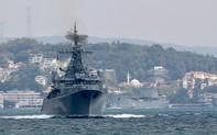 """Địa Trung Hải """"dậy sóng"""": Mối đe dọa Nga, Thổ và Iran từ đòn vây áp sát Israel"""