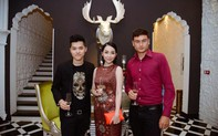 Dàn trai xinh gái đẹp và nổi tiếng nhà thủ môn Đặng Văn Lâm
