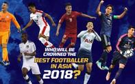Cầu thủ xuất sắc nhất châu Á 2018: Chờ đợi tin vui từ Nguyễn Quang Hải