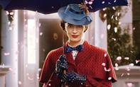 """Bộ phim nhận 4 đề cử Quả cầu vàng """"Mary Poppins trở lại"""" sẽ đến với khán giả Việt vào cuối tháng này"""
