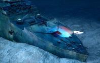 Thăm tàu Titanic dưới đáy đại dương với giá vé 2,5 tỷ đồng