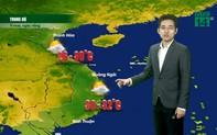 Dự báo thời tiết Miền Bắc nhiệt độ tăng, hanh khô giảm