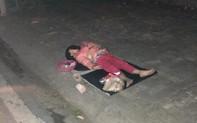 Bé gái 5 tuổi ngủ ngoài vỉa hè trong đêm đã phải nhập viện cấp cứu