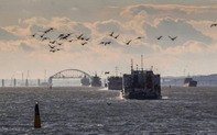 """Sau va chạm eo biển Kerch: Ukraine – Mỹ """"bắt tay"""" đối phó sức mạnh Nga"""
