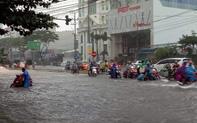 Đà Nẵng tiếp tục có mưa to, mưa rất to