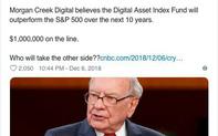 Trong 10 năm tới,  Bitcoin sẽ có lợi nhuận vượt trội hơn S&P 500?