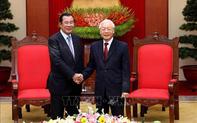 Hình ảnh hoạt động nổi bật của lãnh đạo Đảng, Nhà nước trong tuần qua
