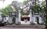 Bộ Văn hóa, Thể thao và Du lịch thẩm định Dự án tu bổ, tôn tạo di tích đền Khoan Tế