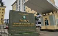 Đại học Tài nguyên và môi trường Hà Nội tuyển sinh theo 2 phương án