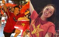 Sao Việt đi bão chúc mừng đội tuyển Việt Nam vào tứ kết Asian Cup 2019