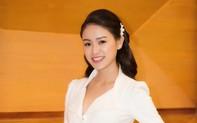 'Cô gái vàng' Hoa hậu Việt Nam Ngọc Vân ngày càng toả sáng với vai trò MC