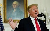 """Tổng thống Trump bất ngờ nhượng bộ """"để ngỏ"""" mở cửa chính phủ"""