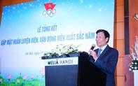 Bộ trưởng Nguyễn Ngọc Thiện gặp mặt HLV, VĐV xuất sắc năm 2018