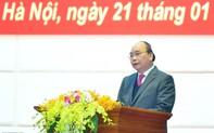 Thủ tướng làm việc với Tổng cục II