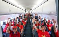 Sẽ có chuyến bay thẳng đến Dubai đưa cổ động viên tham dự trận Việt Nam – Nhật Bản