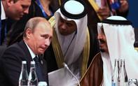 """Phủ bóng Trung Đông, Nga """"thọc sâu"""" kẽ hở mâu thuẫn Mỹ và đồng minh"""