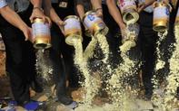 Tuyệt giao với sữa công thức nội địa, phụ huynh Trung Quốc hướng sữa ngoại